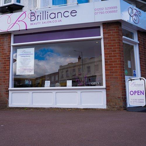Brilliance Beauty Salon shop front picture